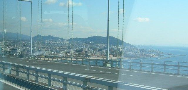 公園(神戸市)へ。~明石海峡 ...
