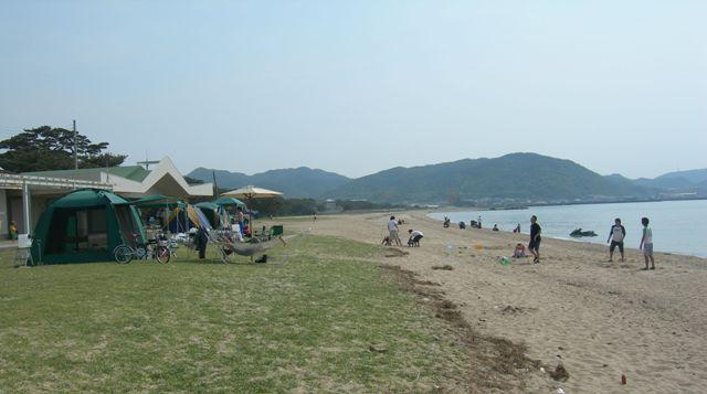 慶野松原キャンプ場10.JPG